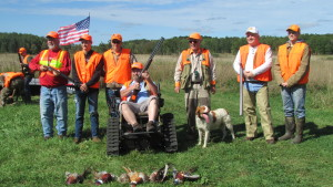 Tails-A-Waggin' Acres Annual Hunt