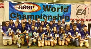 Hartland Michigan NASP World Champions