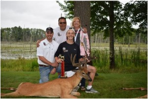 Legends Ranch Youth and Purple Heart Hunt 2017
